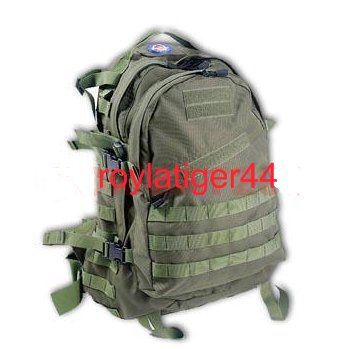 AIII style 3-Day MOLLE Backpack - OD