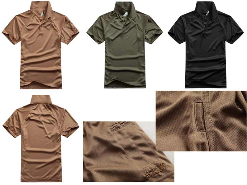 5.11 Style Combat Shirt – Short Sleeves