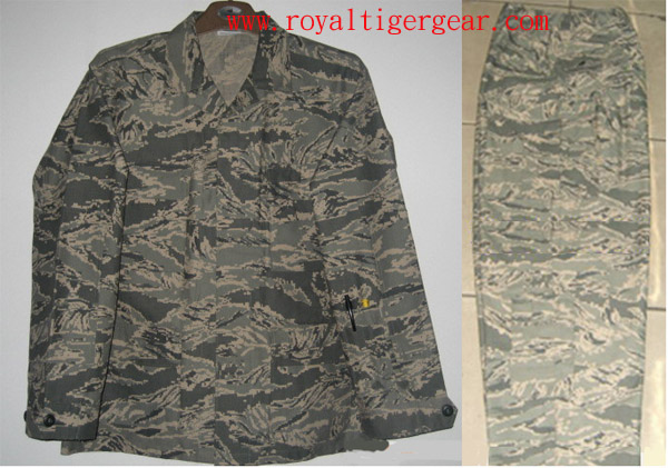 US Air Force ABU Shirt Pants set