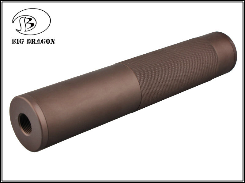 Big Dragon Tactical NATO 5.56 Silencer - Coyote Brown