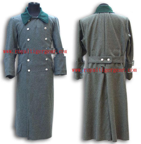 WW2 German M36 Great Coat