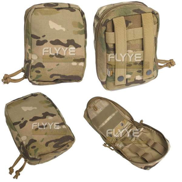 FLYYE MOLLE Medical First Aid Kit Pouch - MultiCam®
