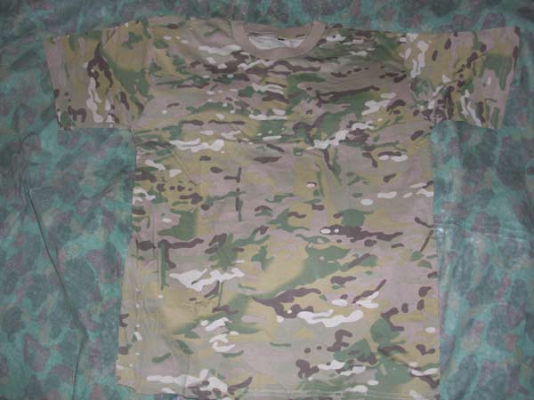 T-Shirt - Multicam MC