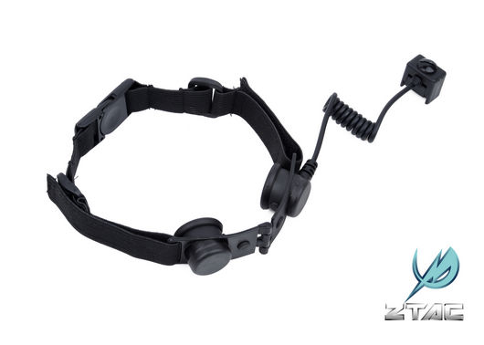 Z-TACTICAL Throat Mic Adapter ( for Bowman Evo III )
