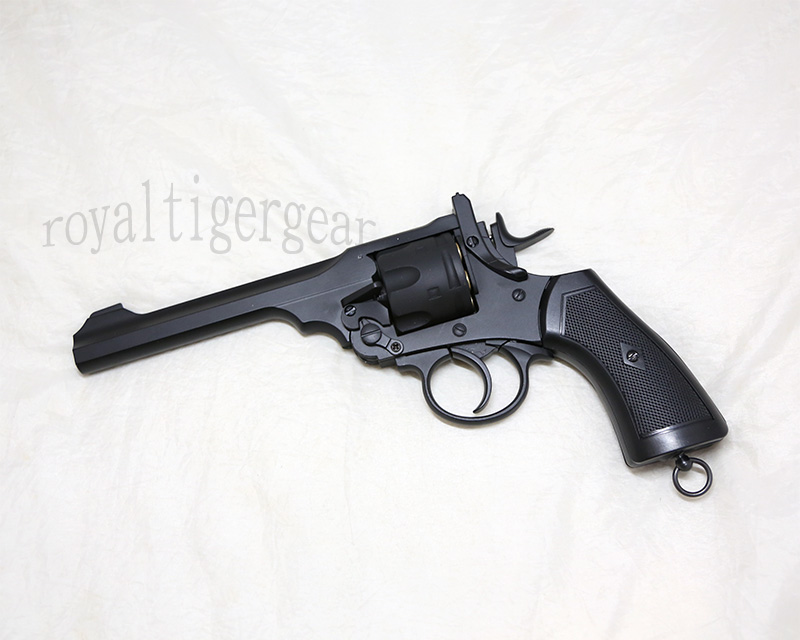 WELL Webley MKVI Break Top CO2 Revolver G293