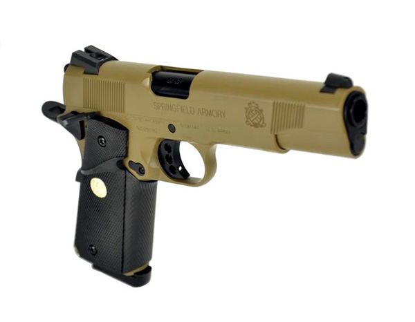 ARMY R27 - M.E.U. M1911 GBB Metal Pistol – Dark Earth