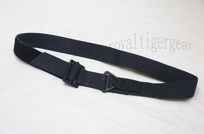 CQB Tactical Rescue Belt - Black