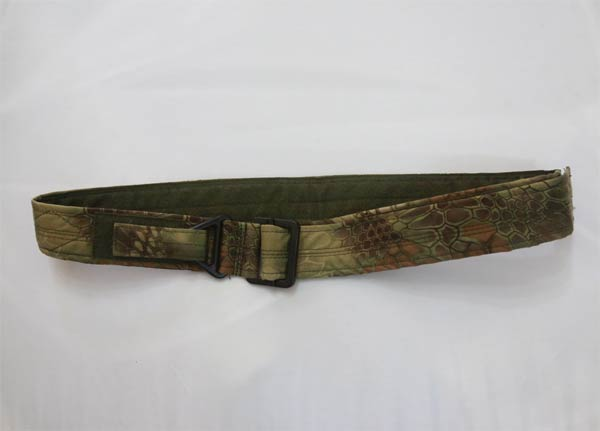 CQB Tactical Rescue Belt - Python Snake Camo BAN