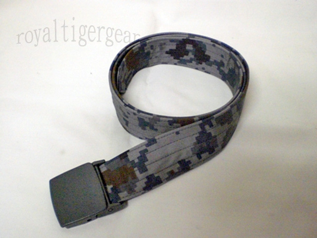 Japan Air Self-Defense Force JASDF SPECKLED Camo Belt