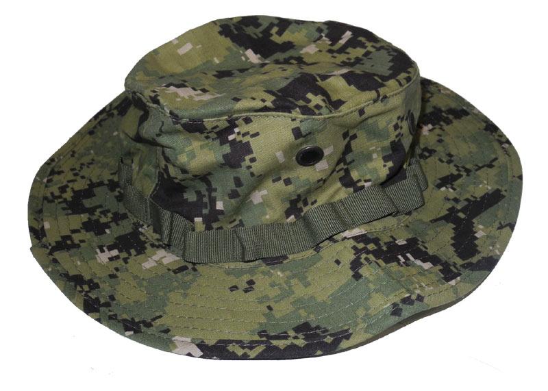 572ff5f712a ALLWIN AOR2 DEVGRU Woodland Camo Boonie Hat