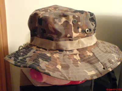 "China PLA Type 03 Plateau ""Tibet-tarn"" Highland Camo Boonie Hat"