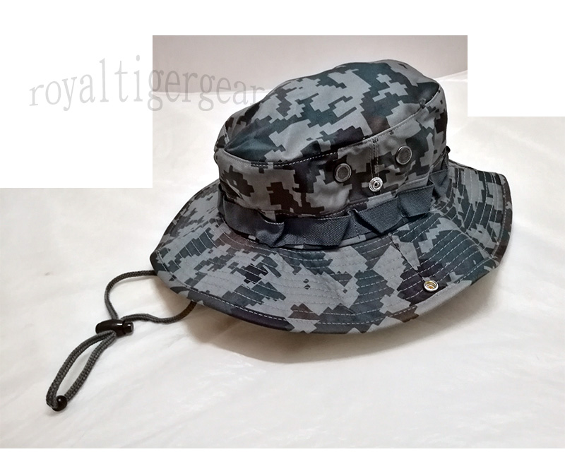 Japan Air Self-Defense Force JASDF SPECKLED Camo Bonnie Hat