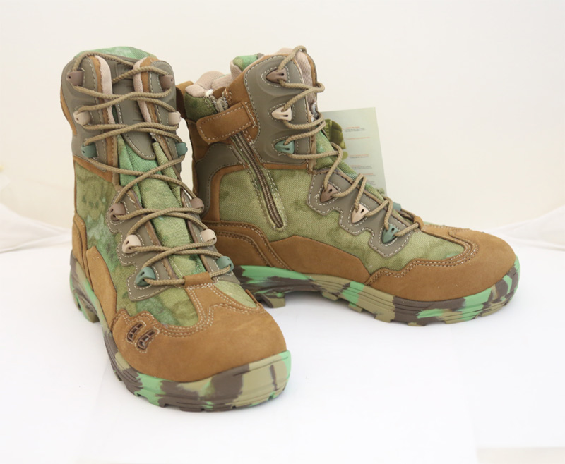 DELTA Military Army Tactical #606 Boots – A-TACS/FG