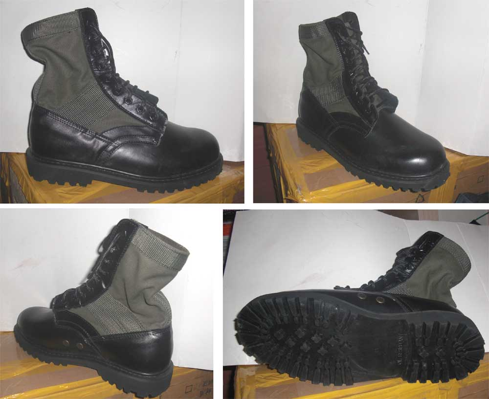 Vietnam style Jungle Boots – OD