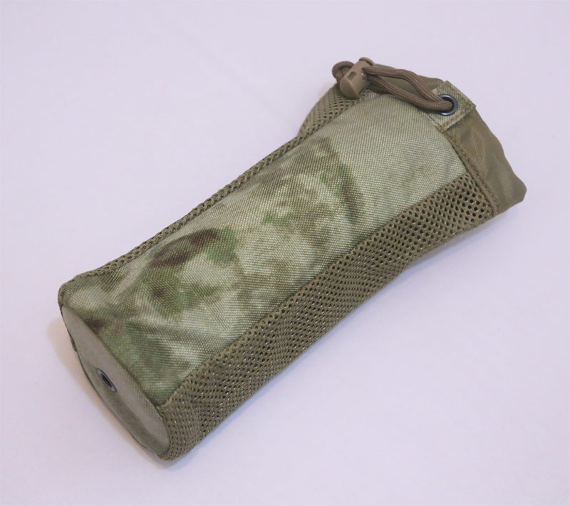 Lightweight Bottle MOLLE Pouch - A-TACS/FG
