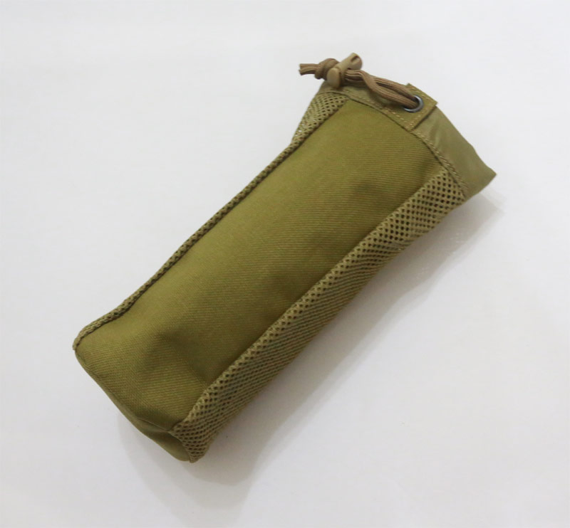 Lightweight Bottle MOLLE Pouch - Khaki