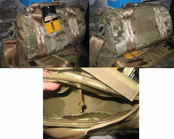 FLYYE MID Barrel Shoulder Accessories Bag - MultiCam®