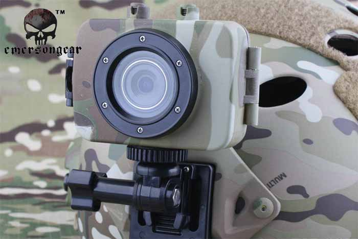 EMERSON Tactical Mini Video Photo Action Camcorder – Full HD - Multicam MC