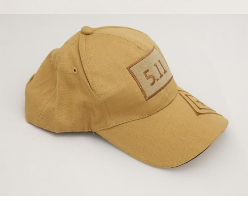 1996e50c6 5.11 Style Tactical Baseball Cap - Brown Target [HAT-511-BN-T]. Color :  Brown
