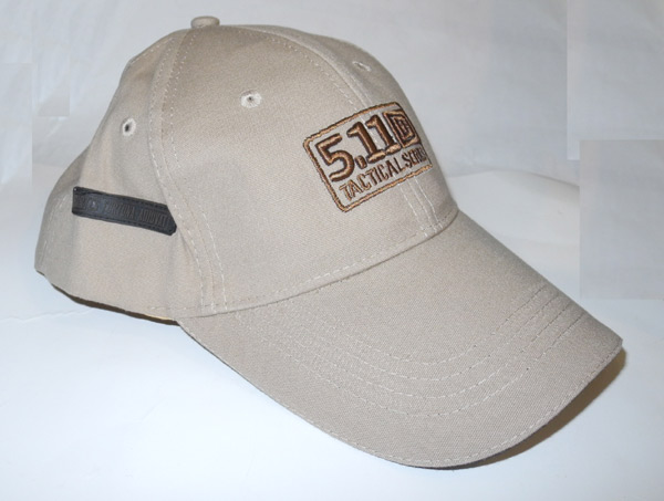 5.11 Style Tactical Baseball Cap - Tan