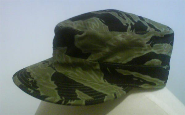 Vietnam Tiger Stripe US Advisor Cap