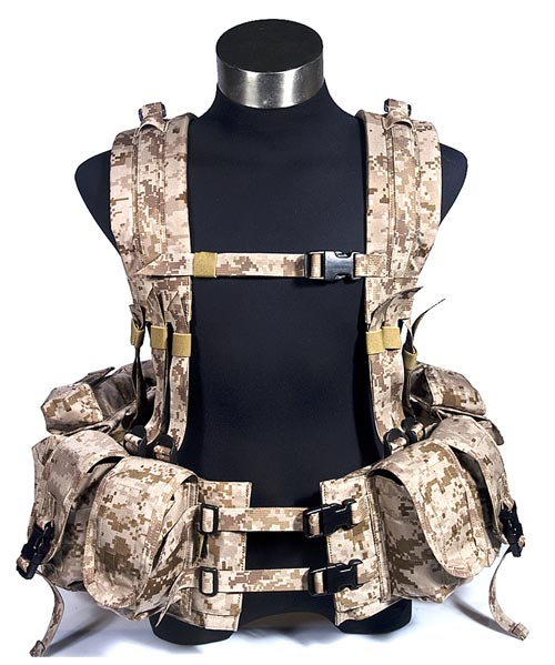 FLYYE 1195j SEALs Floating Harness - AOR1