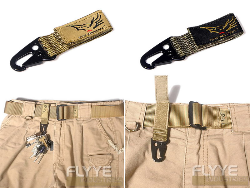FLYYE Single Point Key Chain