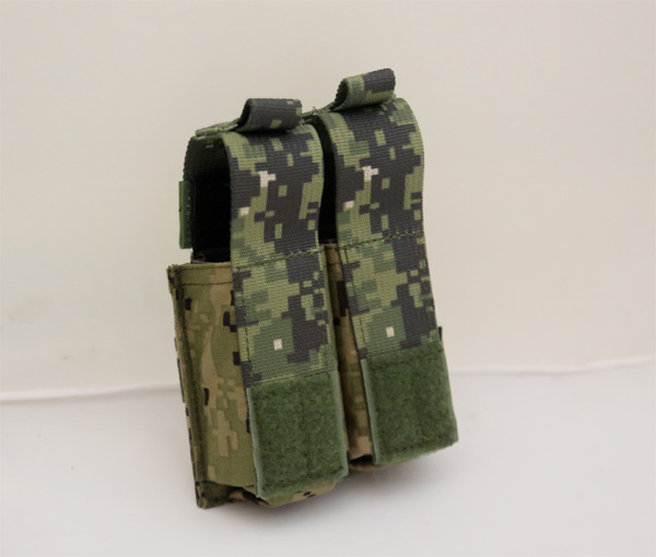 FLYYE Double 9mm Pistol Mag. MOLLE Pouch Ver.HP - AOR1 , AOR2