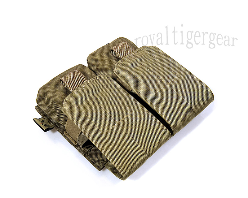FLYYE M14 SR-25 M110 Mk 11 Mod 0 Double 7.62mm 20 Rds Mag MOLLE Pouch
