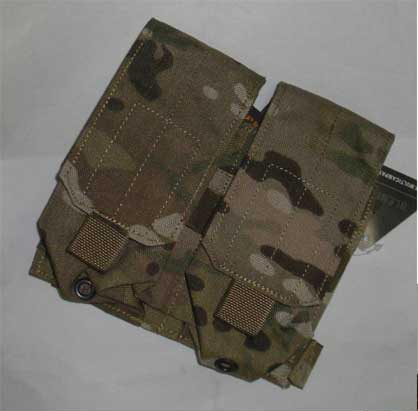 FLYYE Double M14 / SR-25 7.62mm 20 Rds Mag MOLLE Pouch - MultiCam®