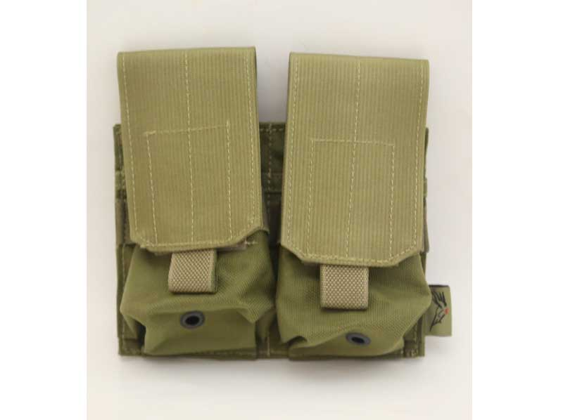 FLYYE Double M14 / SR-25 7.62mm 20 Rds Mag MOLLE Pouch