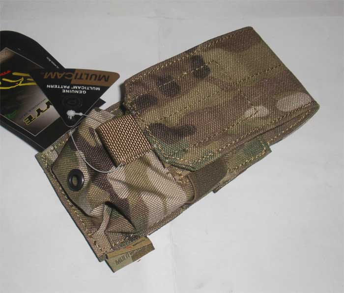 FLYYE Single M14 / SR-25 7.62mm 20 Rds Mag MOLLE Pouch - MultiCam®