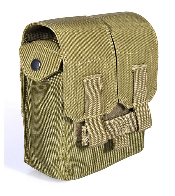 FLYYE SAW M249 200 Round Mag MOLLE Pouch