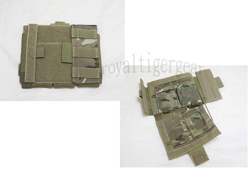 FLYYE Multi-Purpose Map Administrative MOLLE Pouch - MultiCam®