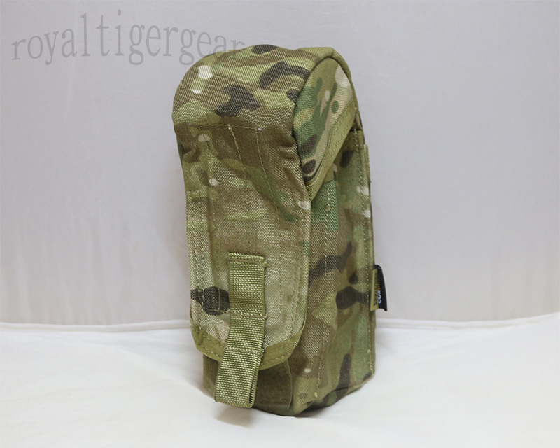 FLYYE AK Single Mag Ammo MOLLE Pouch for 3 Mag - MultiCam®