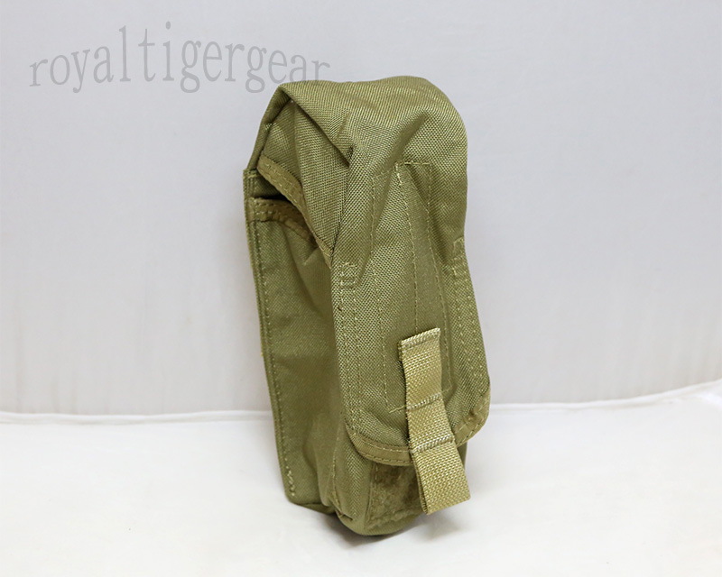 FLYYE AK Single Mag Ammo MOLLE Pouch for 3 Mag