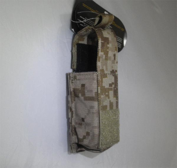 FLYYE Single 9mm Pistol Mag. MOLLE Pouch Ver.HP - AOR1 , AOR2