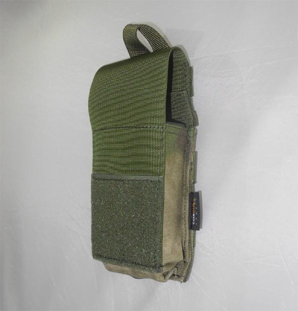 FLYYE Single FB Style 5.56 ammo pouch with insert - A-TACS , A-TACS/FG