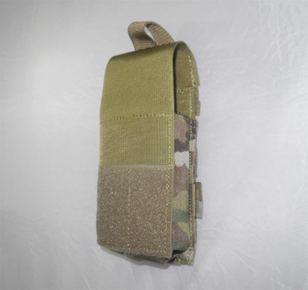 FLYYE Single FB Style 5.56 ammo pouch with insert - MultiCam®