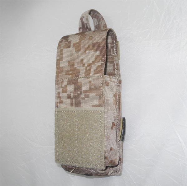 FLYYE Single FB Style 5.56 ammo pouch with insert - AOR1 , AOR2