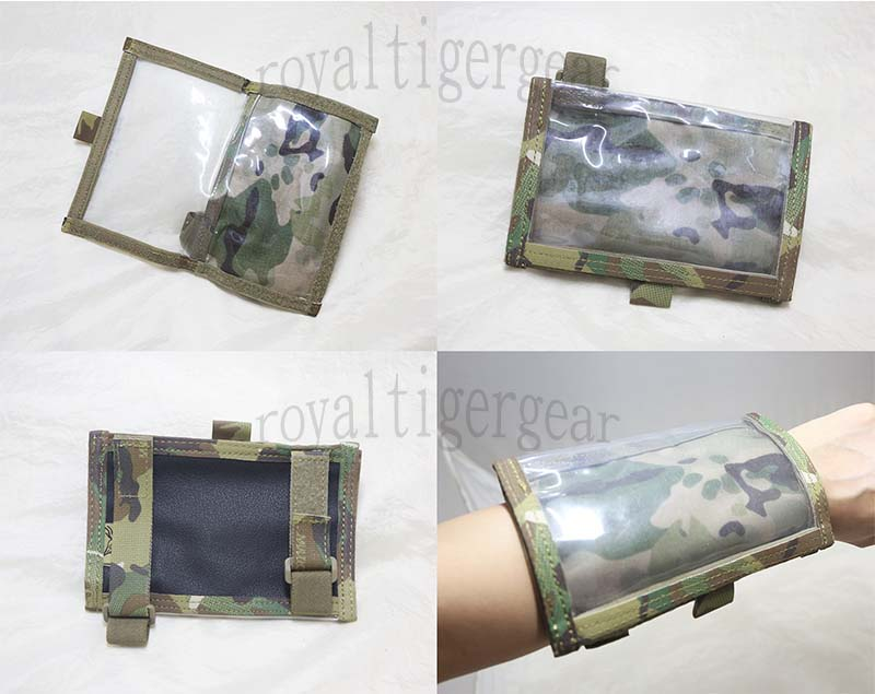 FLYYE Tactical Arm Band - Multicam® / Multicam® Webbing