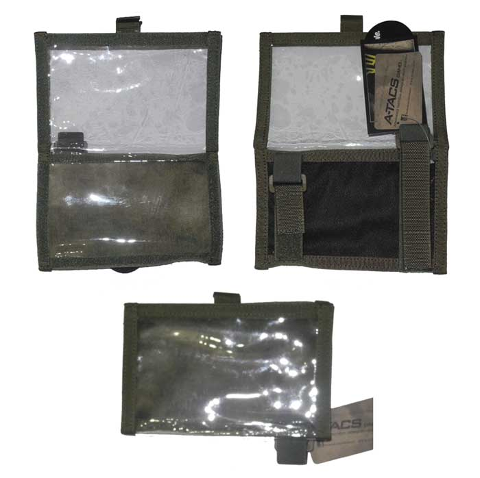 FLYYE Tactical Arm Band - A-TACS , A-TACS/FG