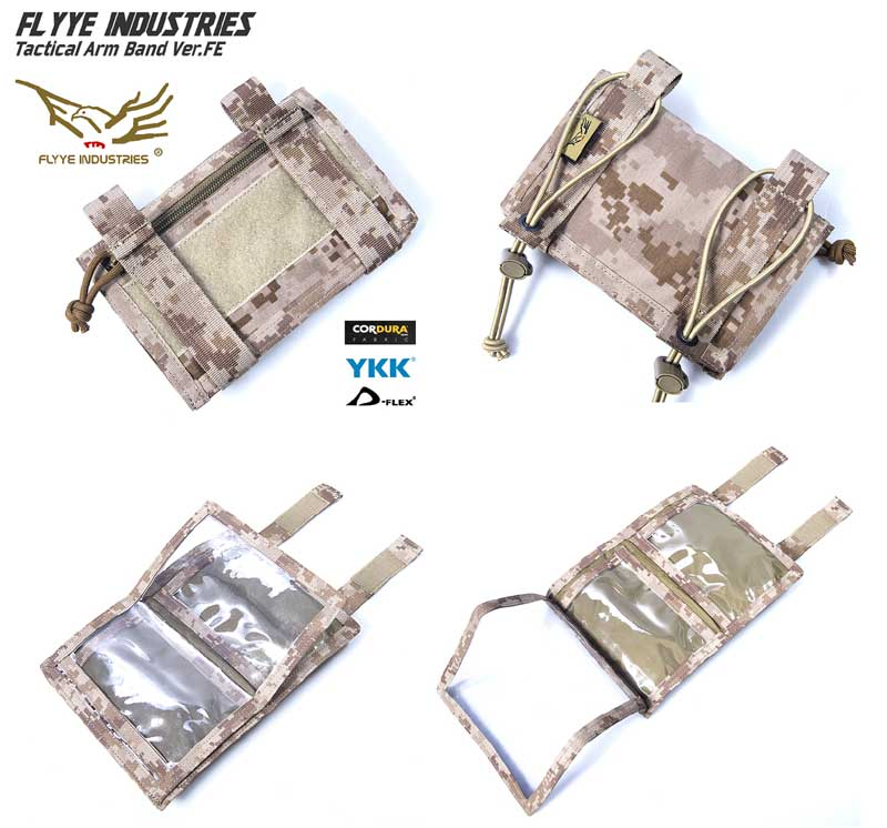 FLYYE Tactical Arm Band Ver.FE - AOR1 , AOR2