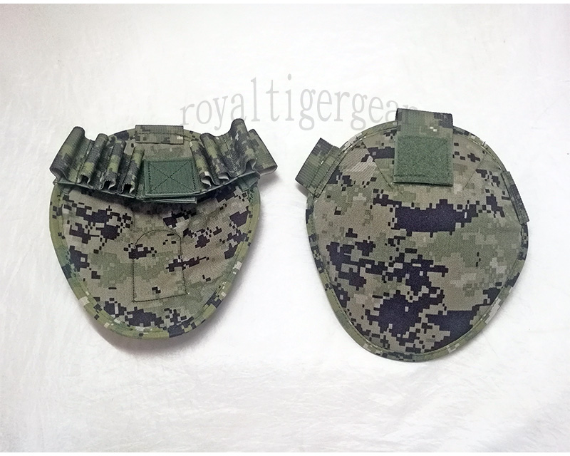 FLYYE Armor Chassis Shoulder Pads - AOR1, AOR2