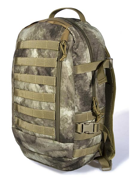 FLYYE ILBE Assault Backpack (26L) - A-TACS , A-TACS/FG