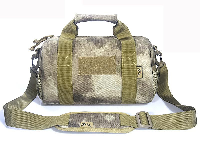 FLYYE MID Barrel Shoulder Accessories Bag - A-TACS , A-TACS/FG