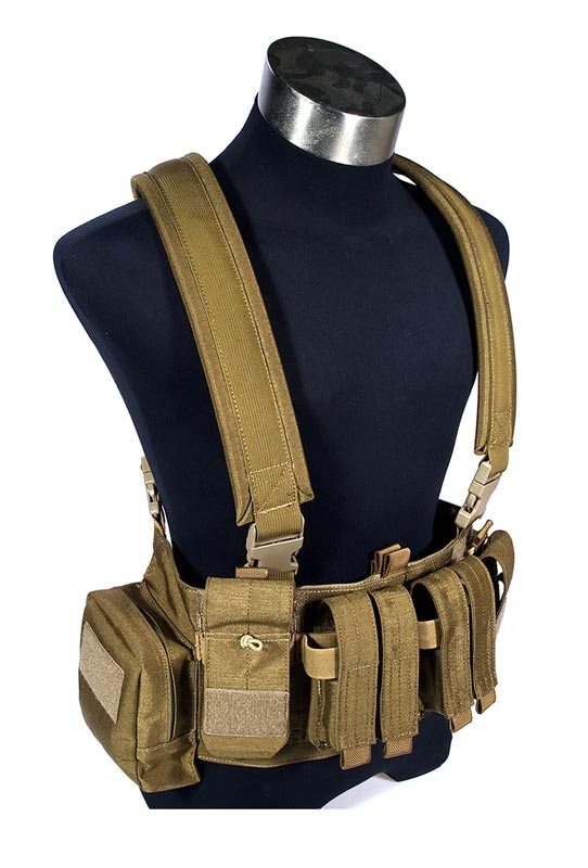 FLYYE High Speed Recon Chest Rig