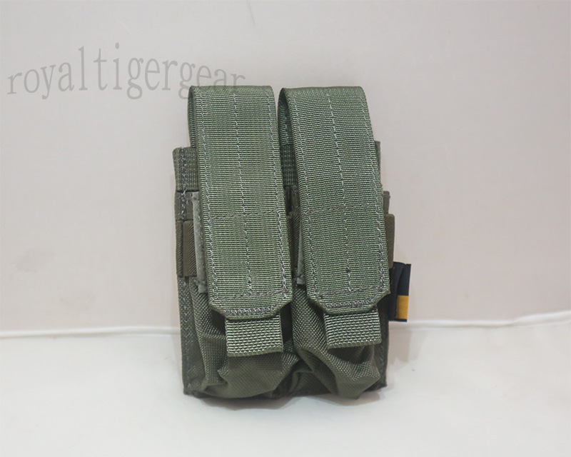 FLYYE Double 9mm Mag MOLLE Pouch Ver.FE