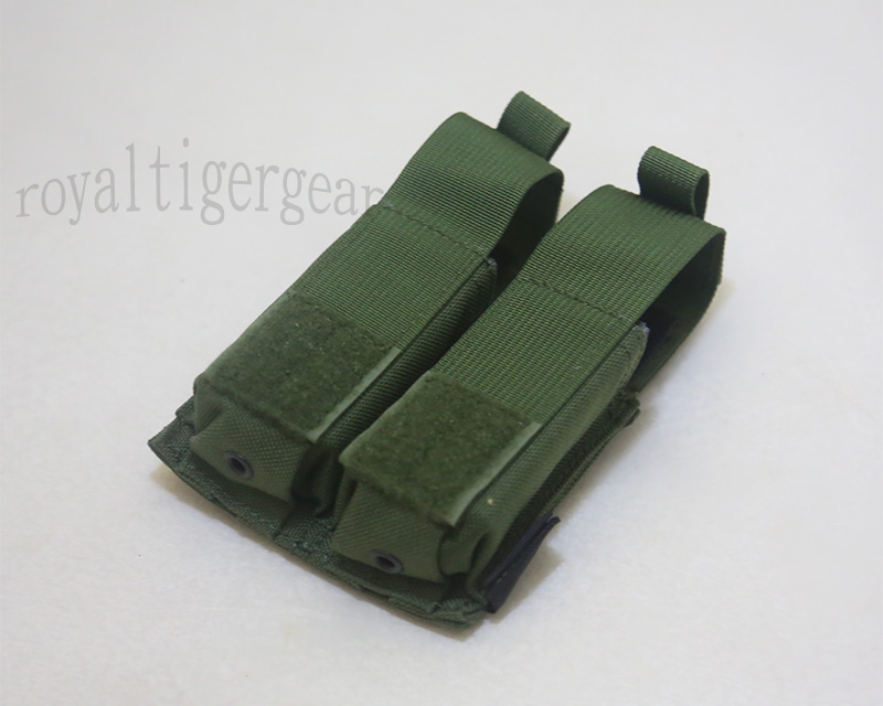 FLYYE Double 9mm Pistol Mag. MOLLE Pouch Ver.HP