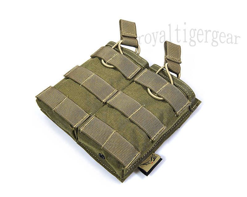 FLYYE EV Universal Double Mag MOLLE Pouch